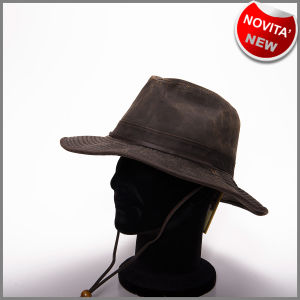 Cappello outback weathered cotton