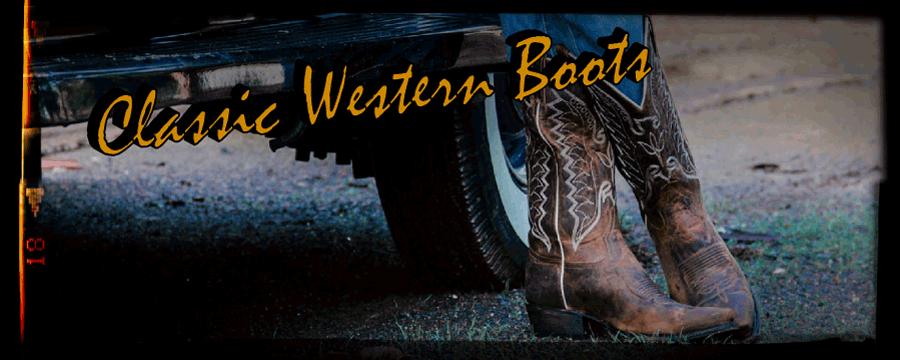 Stivali Western Classici