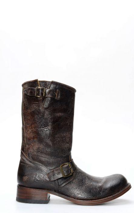 Sendra boots in biker style