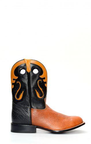 Stivali Jalisco bisonte miel