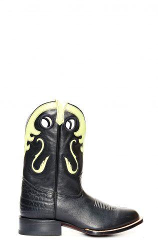 Stivali Jalisco nero