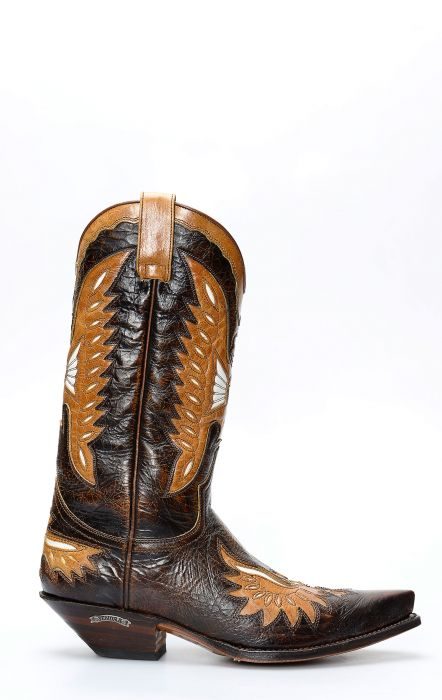 Sendra boots with eagle