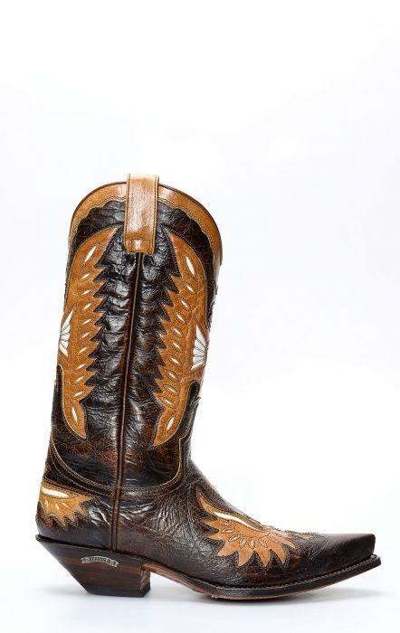 Stivali Sendra nubuk | Stivali 5335 NA