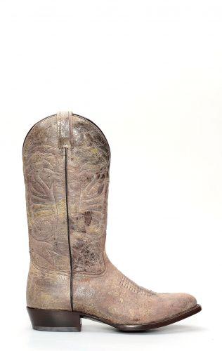 Stivali Jalisco marrone invecchiato