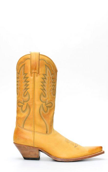 Sendra nubuk boots