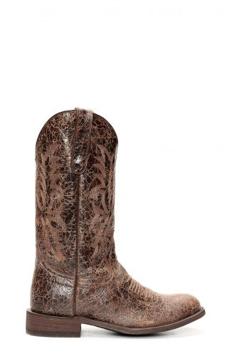 Stivali Jalisco donna in pelle cabra rocco cafæ