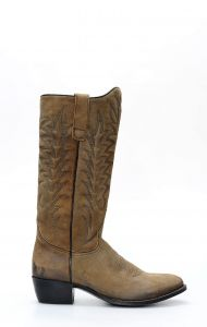 Gray camperos style Sendra boots