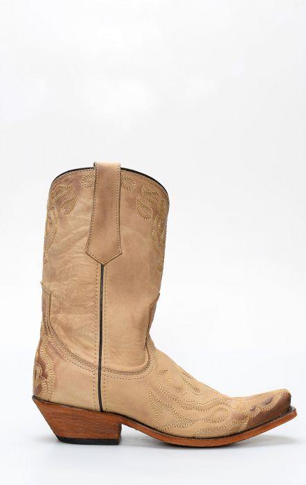 Dark Black Liberty Boots