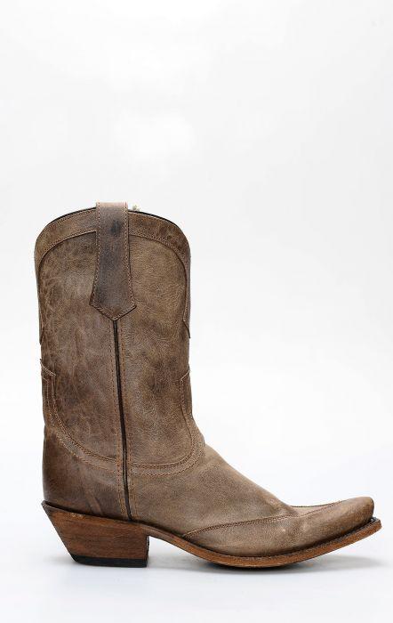 Brown Liberty Black Boots