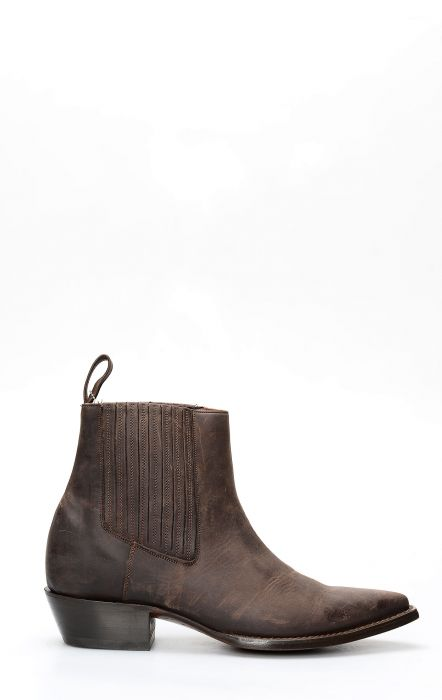 Dark brown Caborca ​​boot