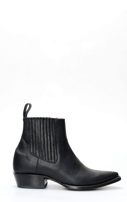 Caborca ​​boot in black
