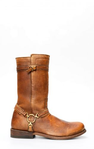 Cuadra boots with zip