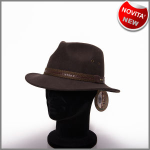 Classic outback choccolate hat
