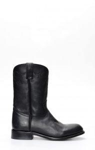 Stivali Caborca in pelle nera