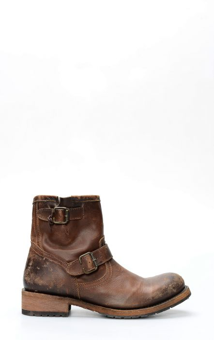Short boot by Liberty Black with zip
