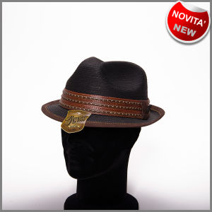 Black palm pachuco hat