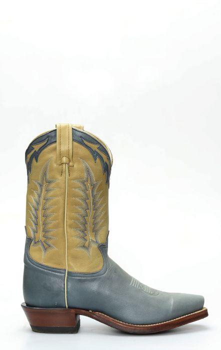Stivali Tony Lama blue vintage