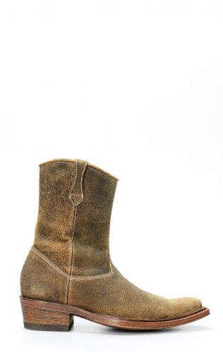 Anke bottes cowboy de Cuadra roccia vintage.