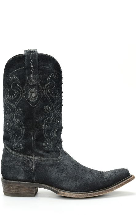 Cuadra boots in bovine stomach