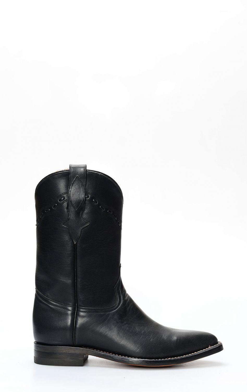 dettagli su stivali uomo texano pelle camperos originale
