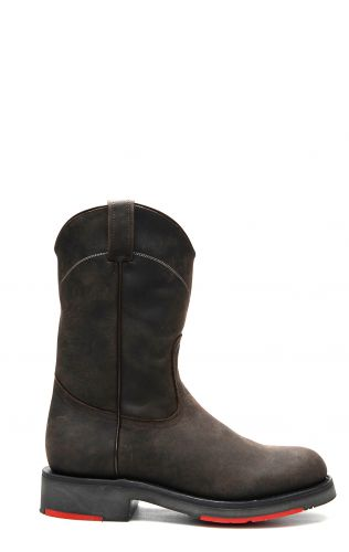 Caborca ​​dark brown work boot