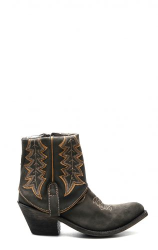 Short Boot by Liberty Black used black