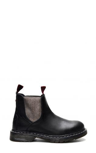 Wrangler Short Boots Rocky Chelsea black/platinum