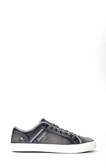 Sneakers Wrangler Starry Low Denim Grey