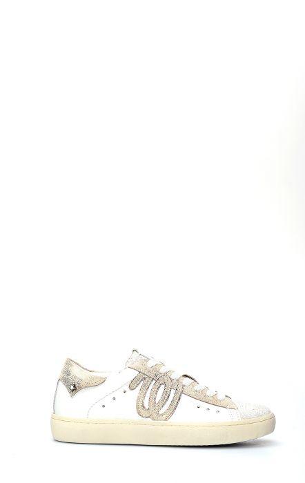 Wrangler Clever Weiß Tennisschuh