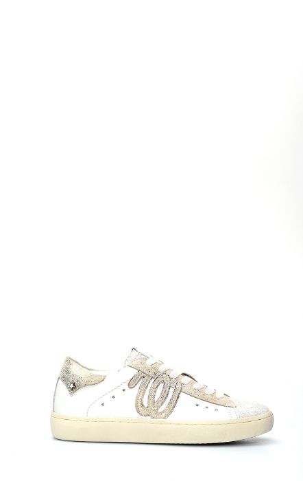 Wrangler Clever White Tennis Shoe