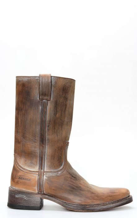 Brown Sendra boot