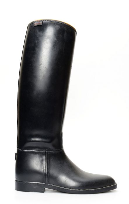 English Riding Boots in rubber