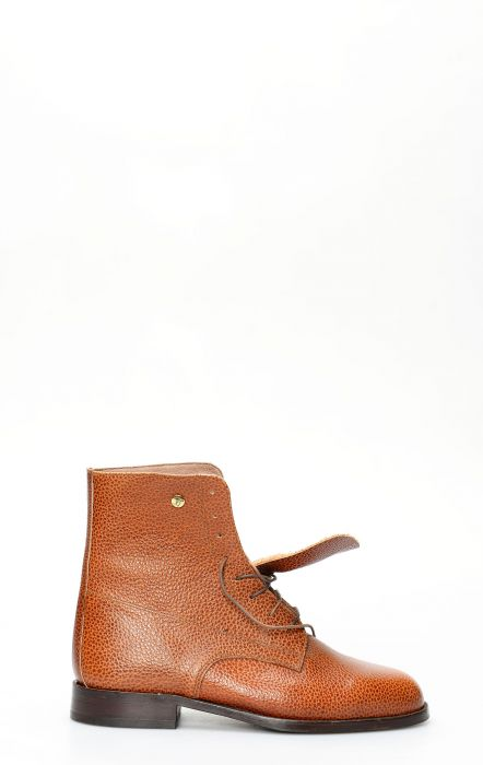 Sergio Grasso boot with laces
