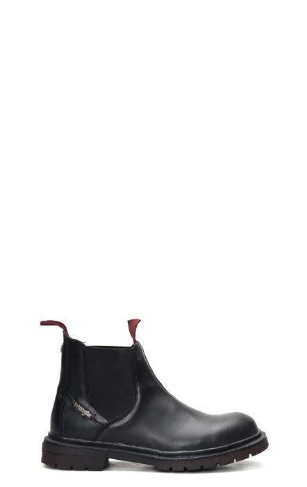 Wrangler Short Boots Spike Chelsea black