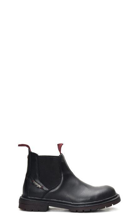 Wrangler Spike Chelsea boot in black