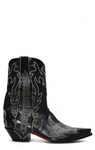 Embroidered boot by Liberty Boots