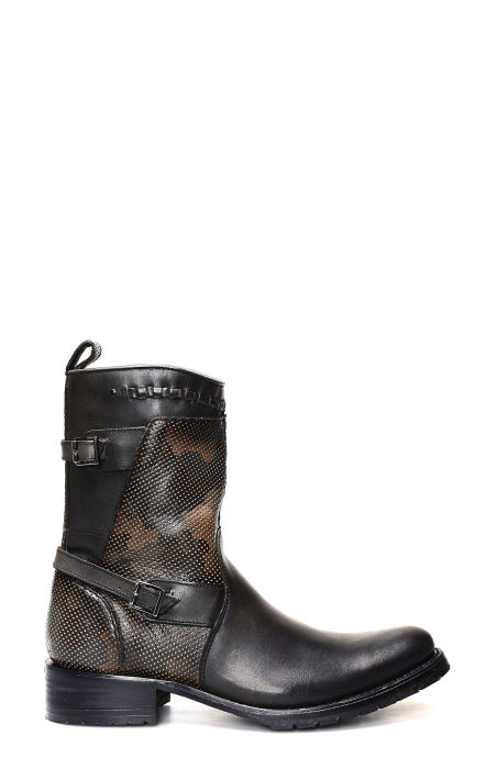 Cuadra ankle boot in Calf leather
