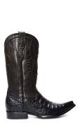 Cuadra boot in crocodile leather