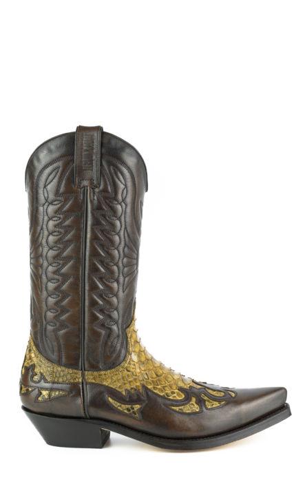 Texas Boot Milanelo Zamora