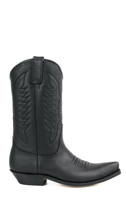 Texan Black Chamela Boots