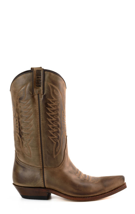 Chamela Crazy Old Sadle Boots From Texas