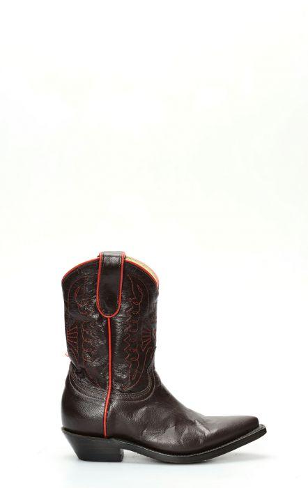 Stivali Jalisco bimbo texano brown