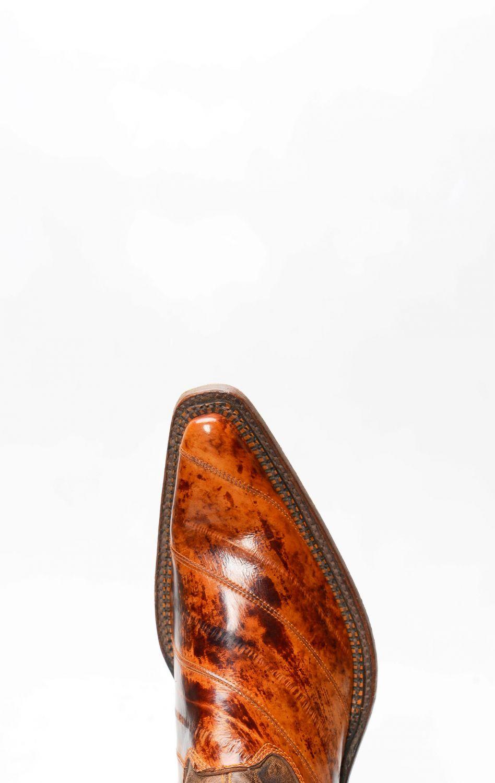 Stivali Cuadra in pelle di anguilla   Stivali RAN I32VAN MI