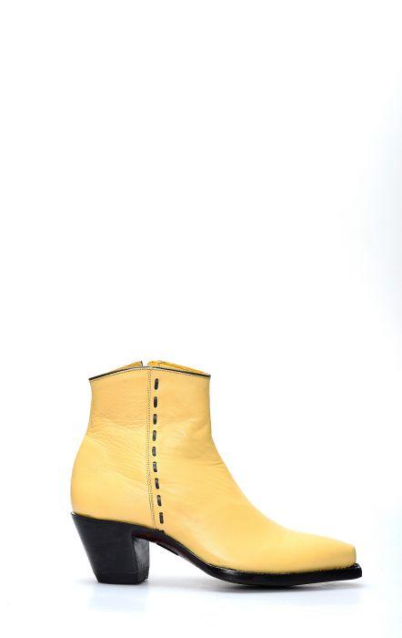 Yellow Jalisco boot