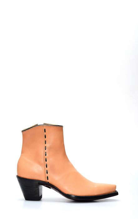 Orange Jalisco boot