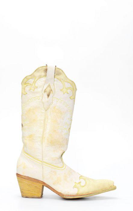 Frida sabot de Cuadra en cuir carunga