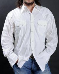 White Rockmount western shirt