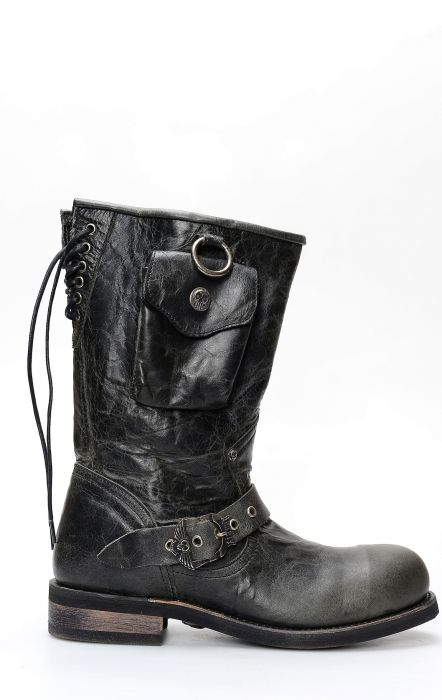 Stivali Liberty Black stile 85110 stella nero
