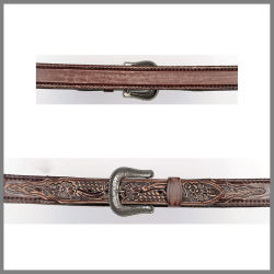 Cintura Jalisco  35020 marrone russet