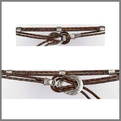 Cintura Jalisco  l-26 marrone
